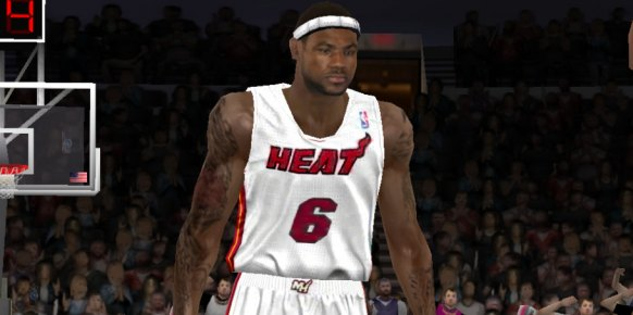 NBA 2K14 (iPhone)