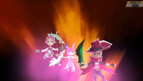 Conception II (3DS)