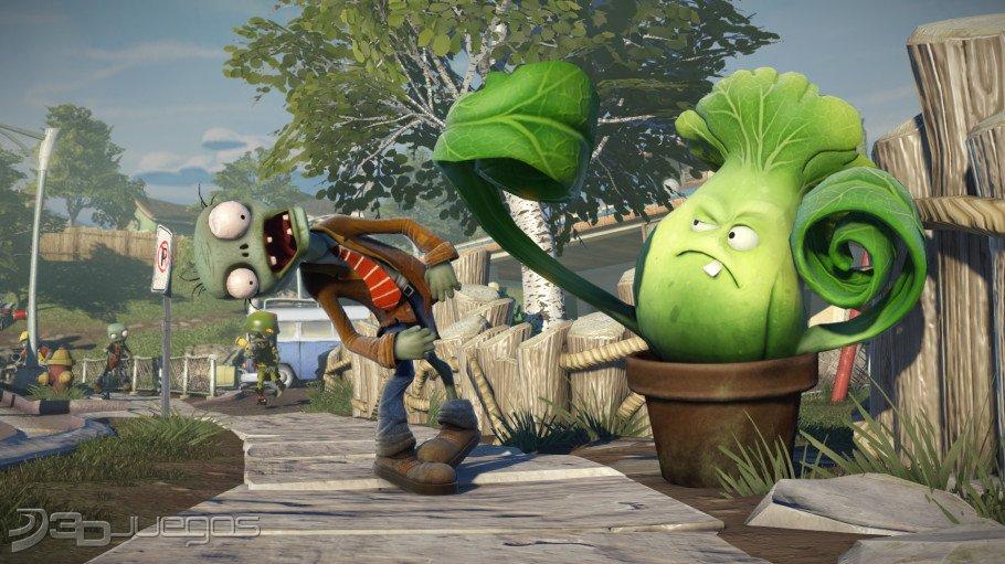 Plants vs. Zombies Garden Warfare - Análisis para Xbox One