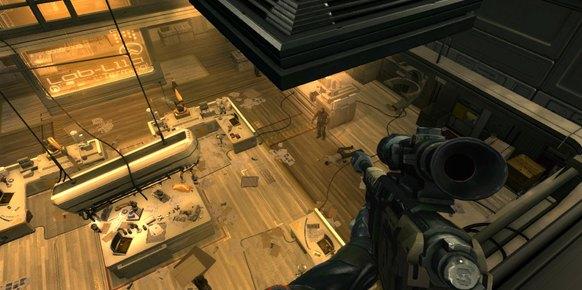 Deus Ex Human Revolution (Nintendo Wii U)