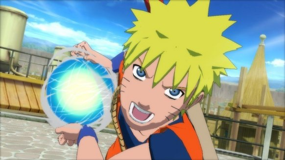 Naruto Ultimate Ninja Storm 3 - Full Burst (PlayStation 3)