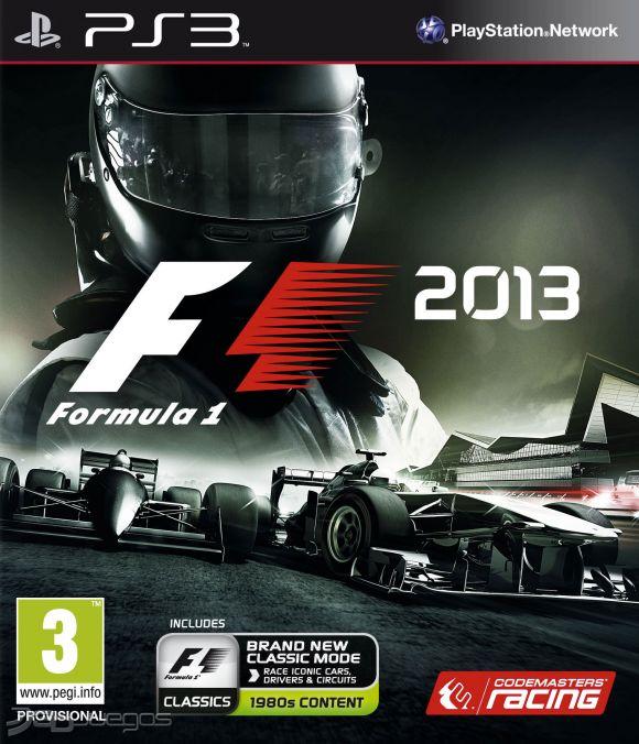 f1 2013 para ps3 3djuegos