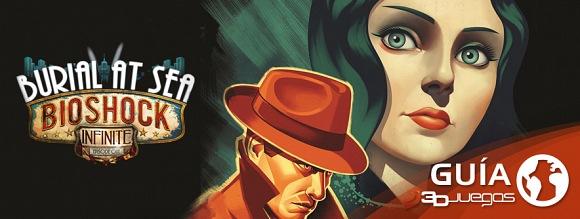 Guía BioShock Infinite - Panteón Marino: Episodio 1