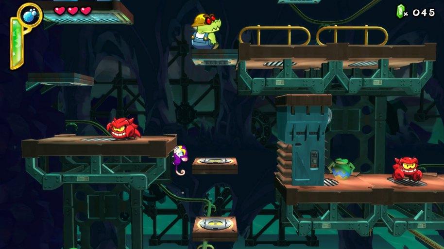 Shantae Half-Genie Hero análisis