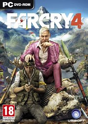 Car�tula oficial de Far Cry 4 PC