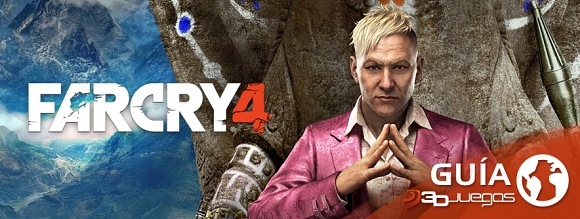 Guía Far Cry 4