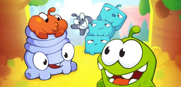 Cut the Rope 2 (iPhone)