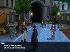 Sword Art Online - Pantalla