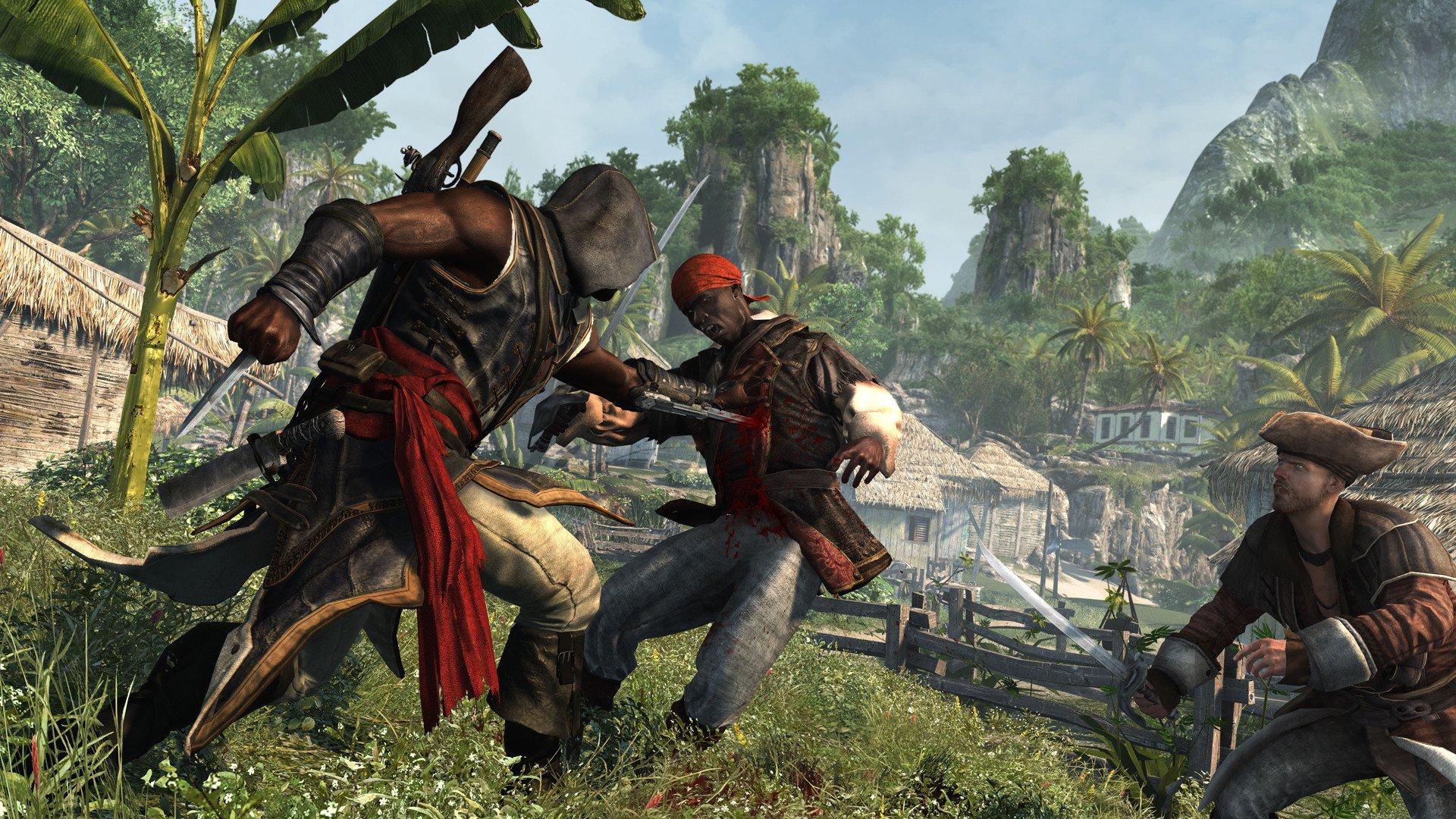 Imagen Assassin's Creed 4 - Grito de Libertad (PS3)