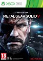 Metal Gear Solid V: Ground Zeroes X360