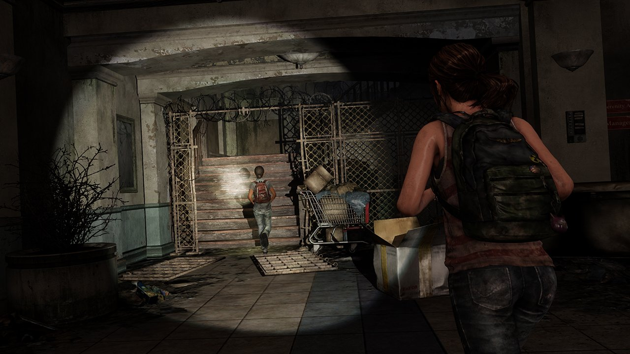 ... The Last of Us: Left Behind , PLAY NOW The Last of Us: Left Behind