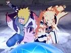 Pantalla Naruto SUN Storm Revolution