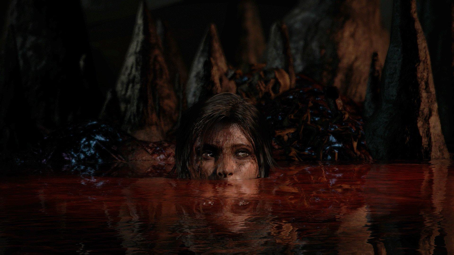تصاویر جدیدی از بازی Tomb Raider Definitive Edition منتشر شد | یوروگیمر