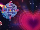 Lovers in a Dangerous Spacetime - Pantalla