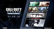 Call of Duty: Ghosts Onslaught PS3