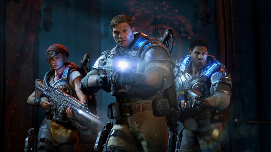 Gears of War 4: Horda. Amenaza. Cooperativo y cross-play/buy