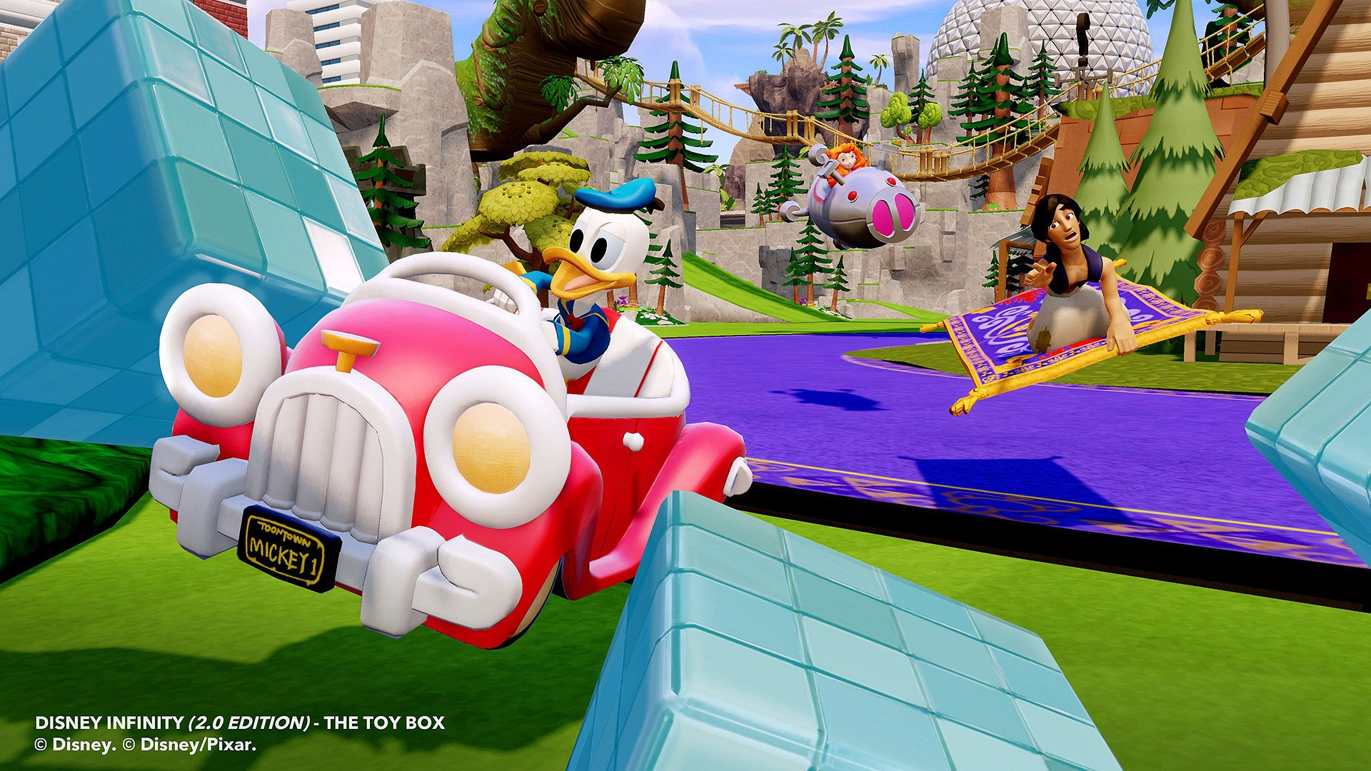 disney infinity 2.0 ps3 how to play