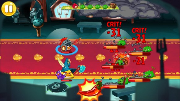 Angry Birds Epic (iPhone)