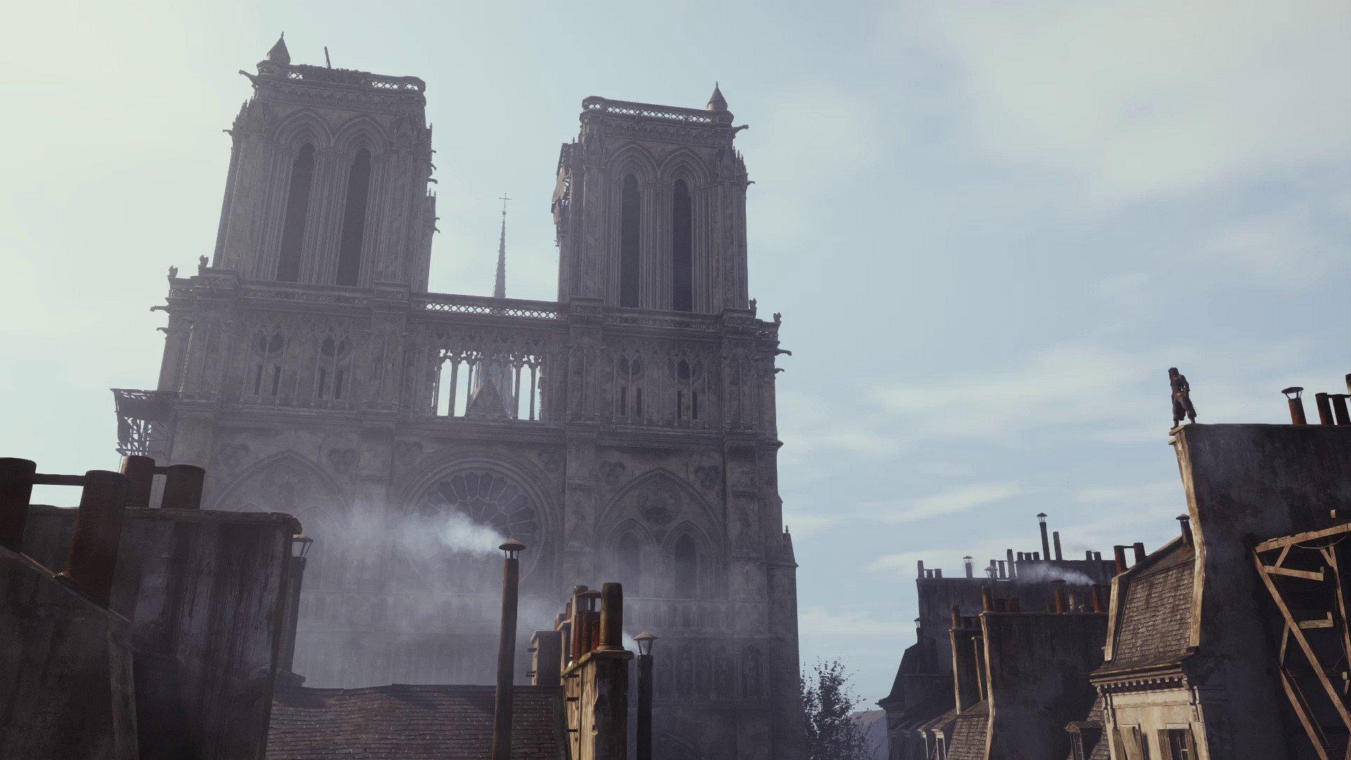 assassin  039 s creed unity 2492277 با اولین تصاویر از Assassin's Creed : Unity همراه شوید : بازی تنها بر روی نسل هشتم منتشر خواهد شد