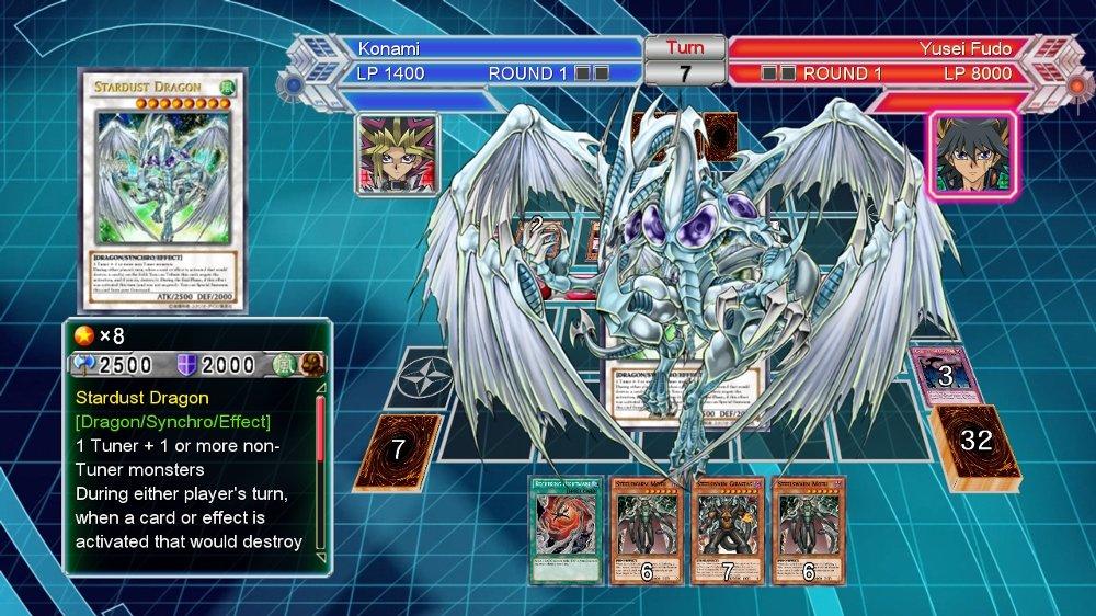 Imagen Yu-Gi-Oh! Millennium Duels (PS3)
