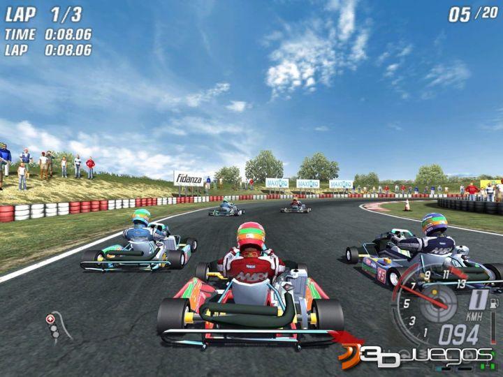 ToCA Race Driver 3 - PC (PSP, PS2 y XBOX) - 3DJuegos.com