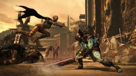 Mortal Kombat X: Mortal Kombat X: Impresiones E3 2014
