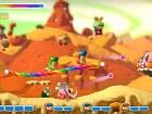 Pantalla Kirby y el Pincel del Arcoíris