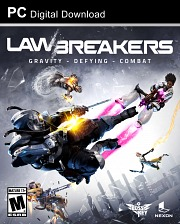 LawBreakers PC