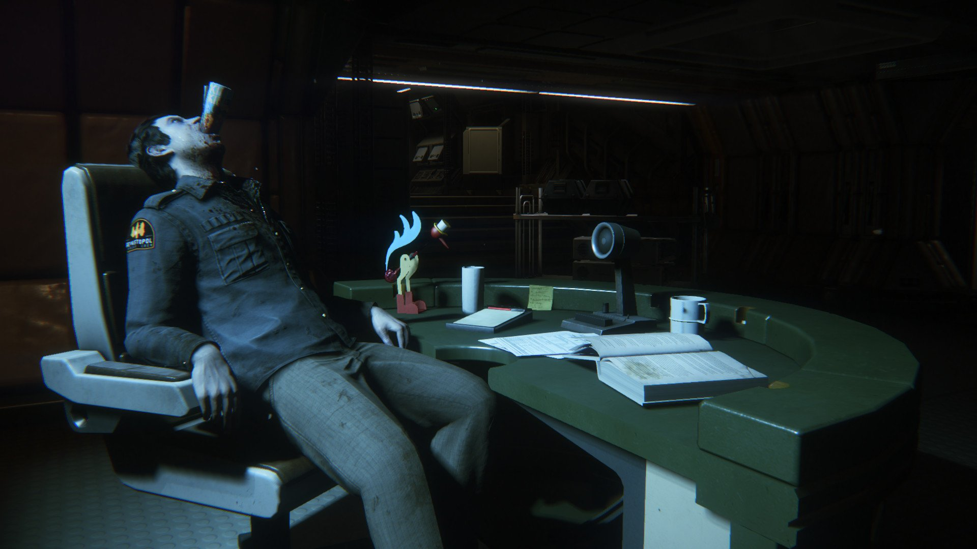 Alien Isolation - Corporate Lockdown
