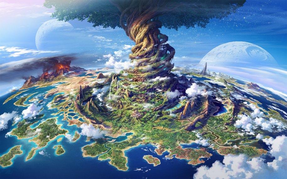 Etrian Odyssey V 3DS