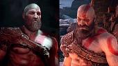 Así ha cambiado God of War desde el E3 2016