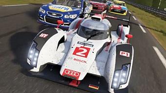 Video Forza Motorsport 6, NASCAR Expansion Trailer