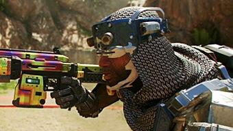 Video Call of Duty: Black Ops 3, Actualización Mercado Negro