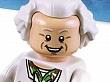 Doc Brown, de Regreso al Futuro, da el salto a LEGO Dimensions