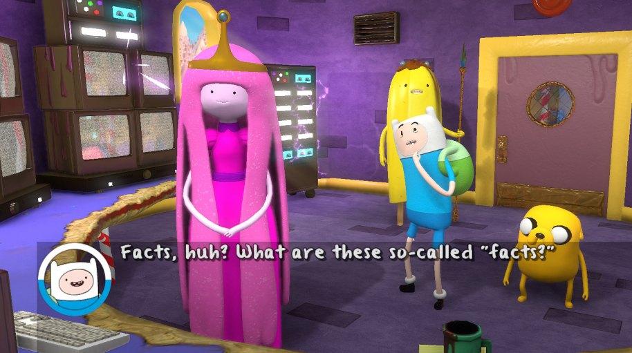 Hora de Aventuras Finn y Jake PS3
