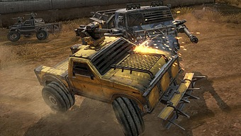 Video Crossout, Tráiler Gamescom 2015