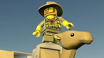 Video LEGO Worlds, Modo Sandbox
