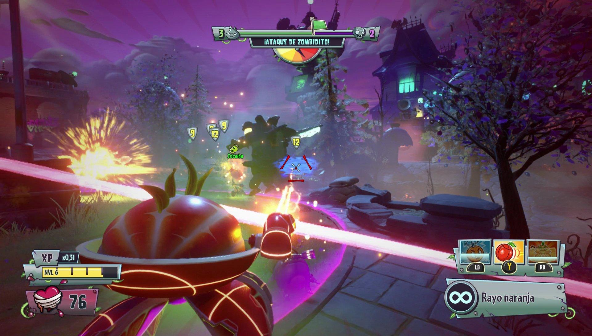 Im Genes De Plants Vs Zombies Garden Warfare 2 Para Pc 3djuegos