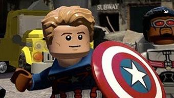 Video LEGO Marvel Vengadores, Civil War (DLC)