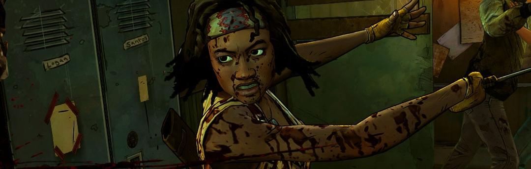 The Walking Dead Michonne - Análisis