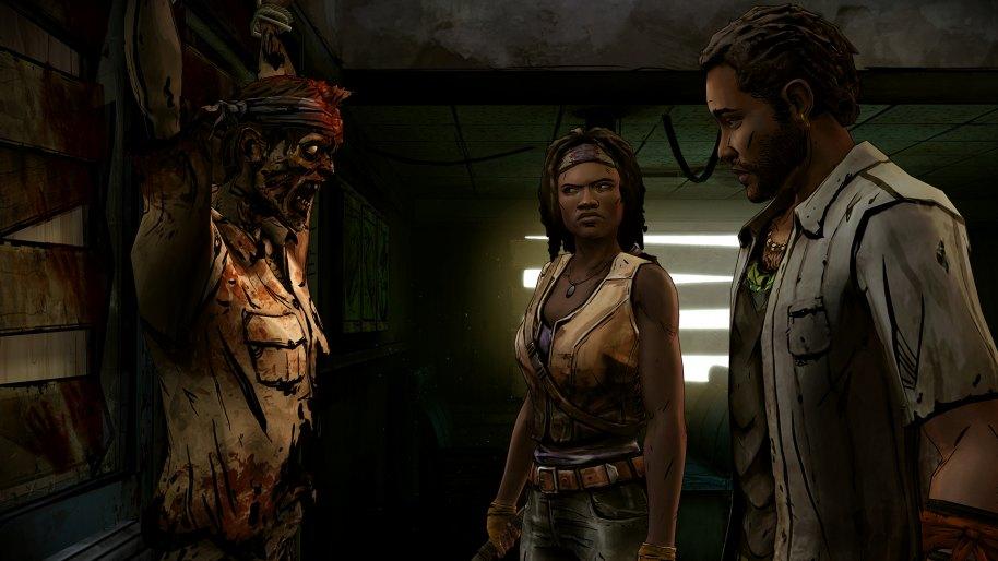 The Walking Dead Michonne análisis