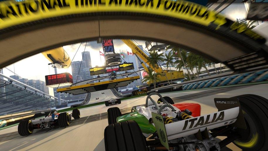 TrackMania Turbo Xbox One