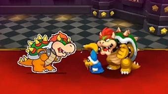 Video Mario & Luigi: Paper Jam Bros., Tráiler E3 2015