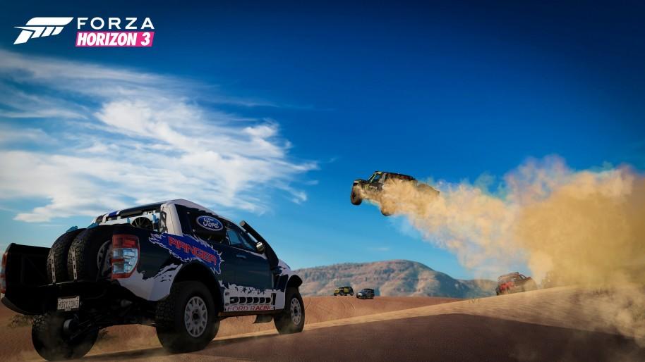 Forza Horizon 3: Forza Horizon 3: Velocidad, belleza y conducción