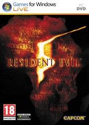 Car�tula oficial de Resident Evil 5 PC