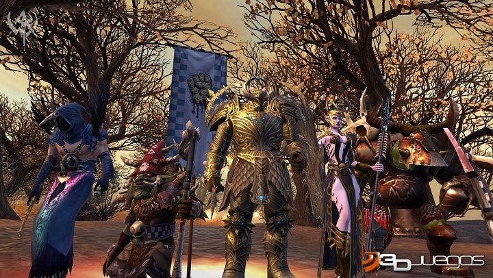 Warhammer Online - An�lisis