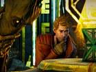 Pantalla Guardianes de la Galaxia - The Telltale Series