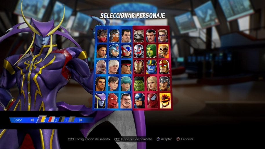 Marvel vs. Capcom Infinite análisis