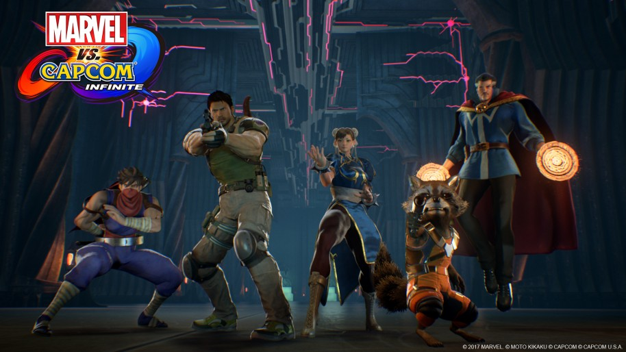 Marvel vs. Capcom Infinite: Un crossover con historia en la lucha