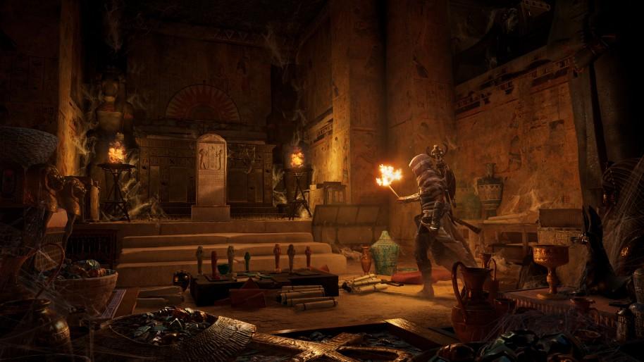 Assassins Creed Origins: ¡Jugamos cuatro horas a Assassin's Creed: Origins! Esto es lo que nos ha parecido